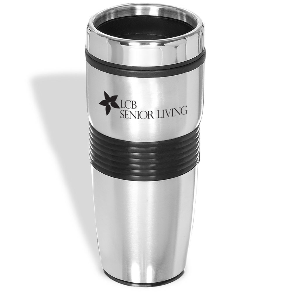 EQUATOR STAINLESS STEEL TUMBLER